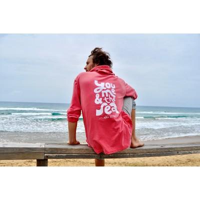 """Sudadera """"You, Me & The Sea"""""""