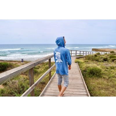 Sudadera You, Me & The Sea...